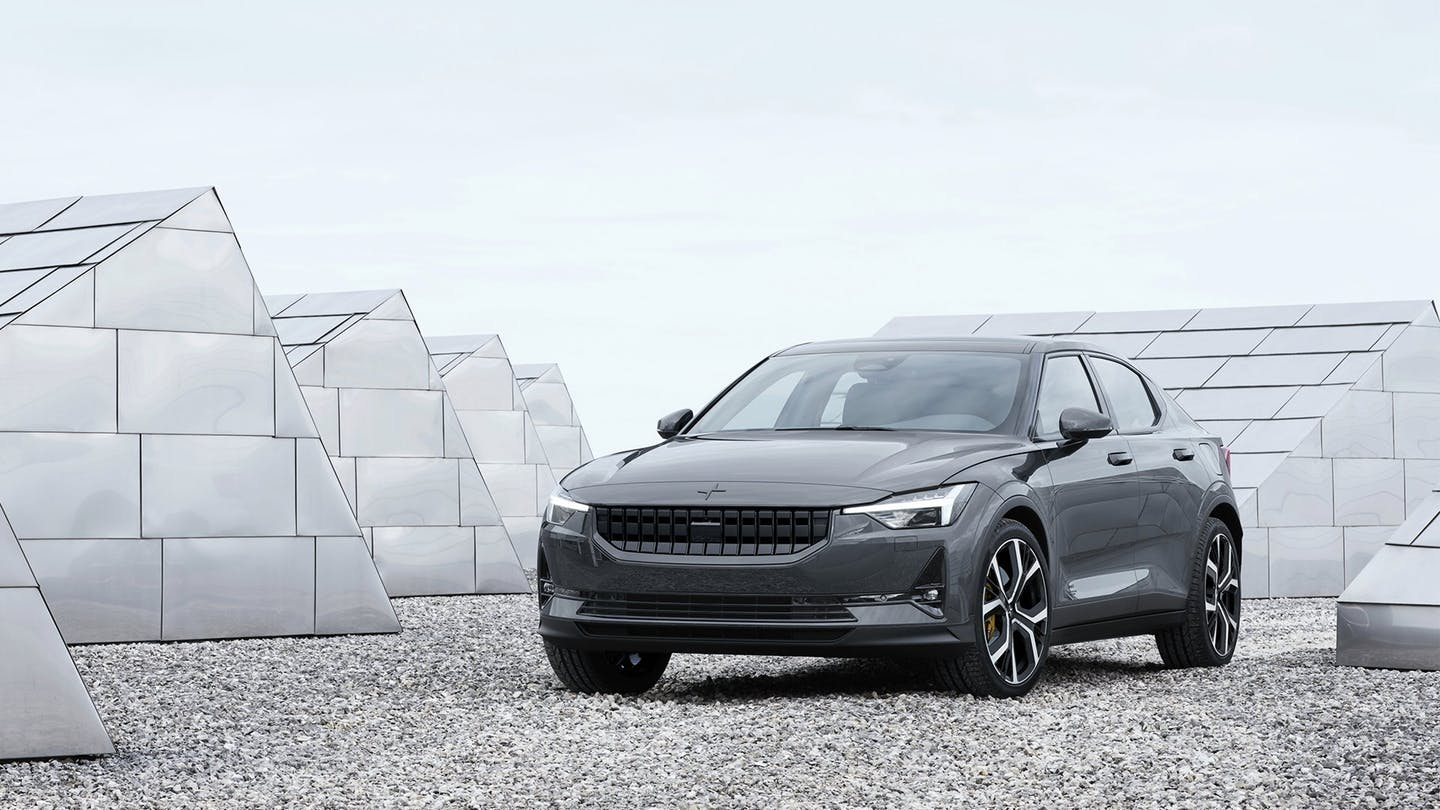 Polestar 2 Unveiled Mainstream Pure Electric Sedan for Volvo 1440x810