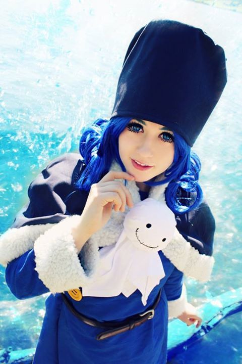 Fairy Tail Juvia Cosplay Images And Photos 480x720