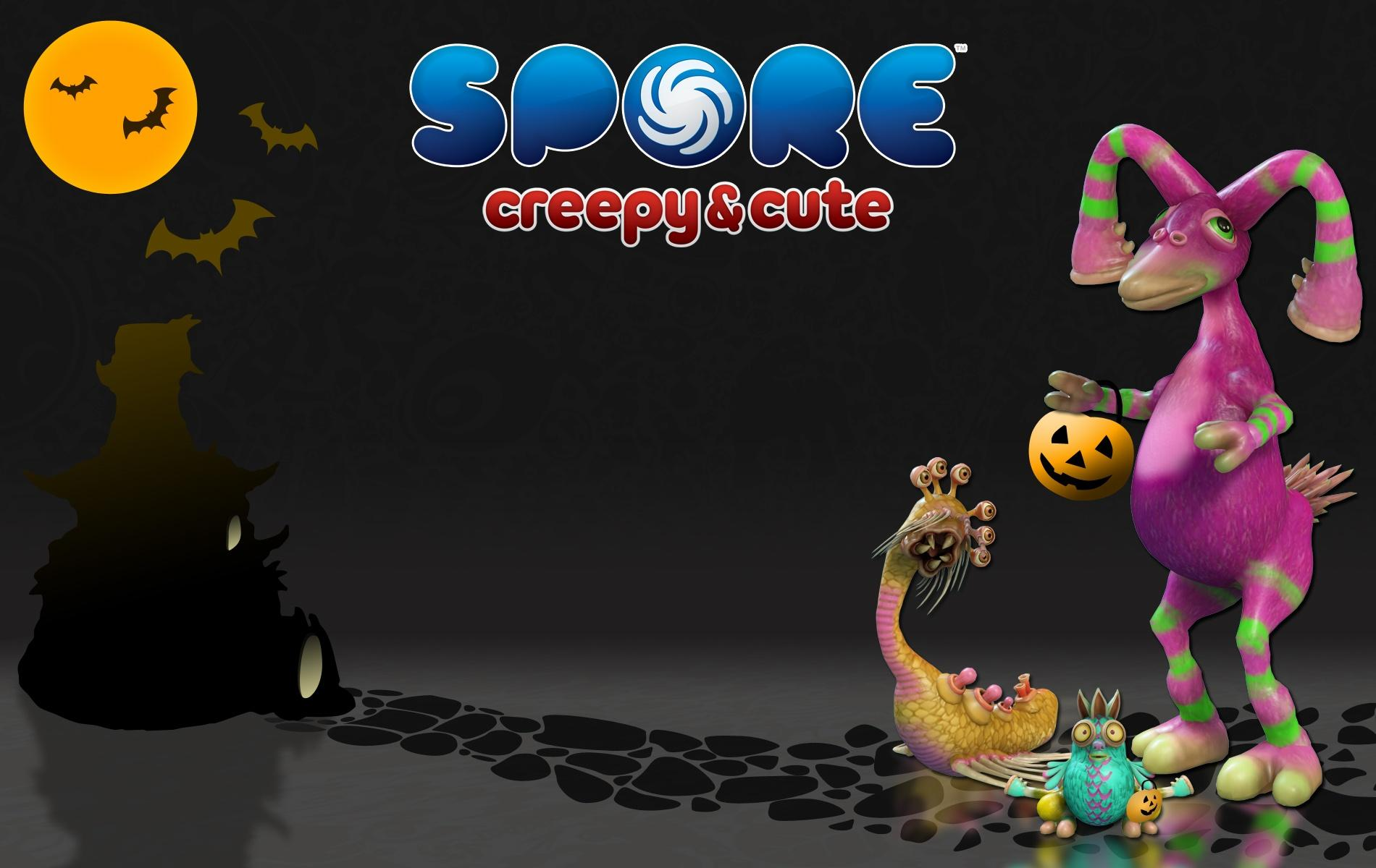 Spore PC   Games Wallpaper Desktop Hintergrnde gratis 1900x1200