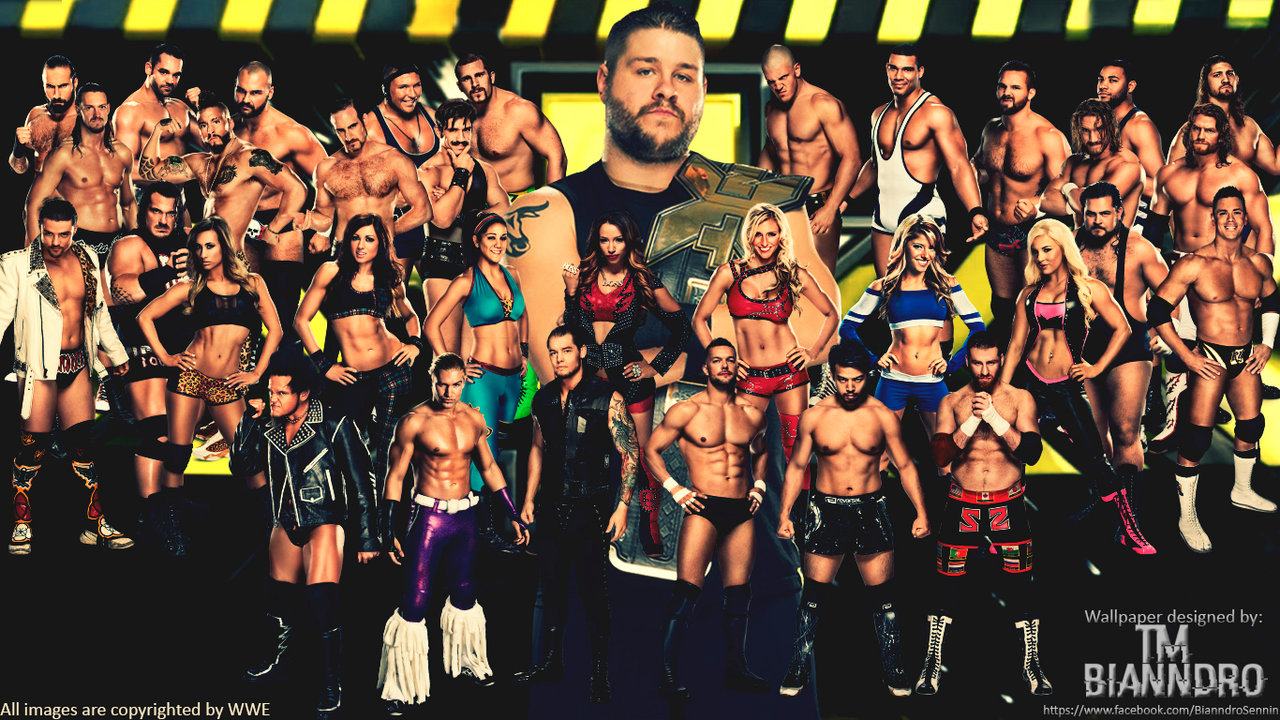 WWE NXT Wallpaper By TM Bianndro Naibafundead 1280x720