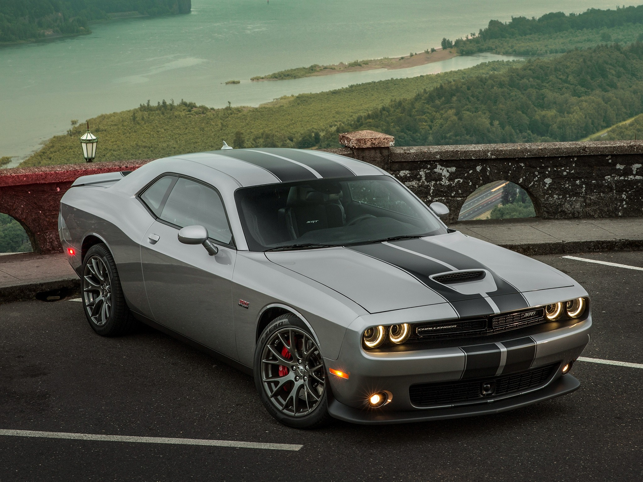 Challenger Dodge Muscle Car Wallpaper 143570 2048x1536