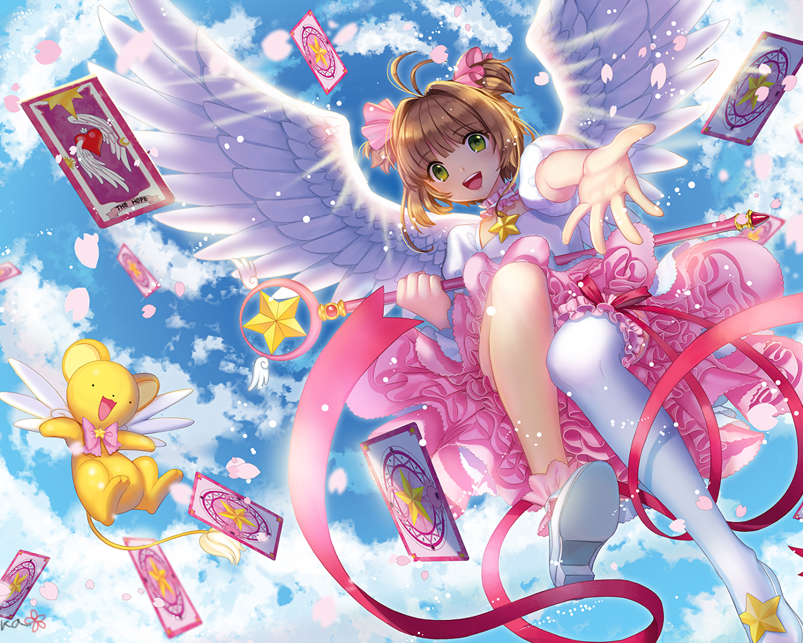[31+] Cardcaptor Sakura Wallpapers on WallpaperSafari