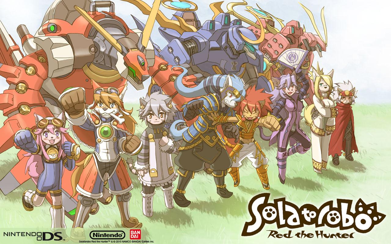 Solatorobo   Zerochan Anime Image Board 1280x800