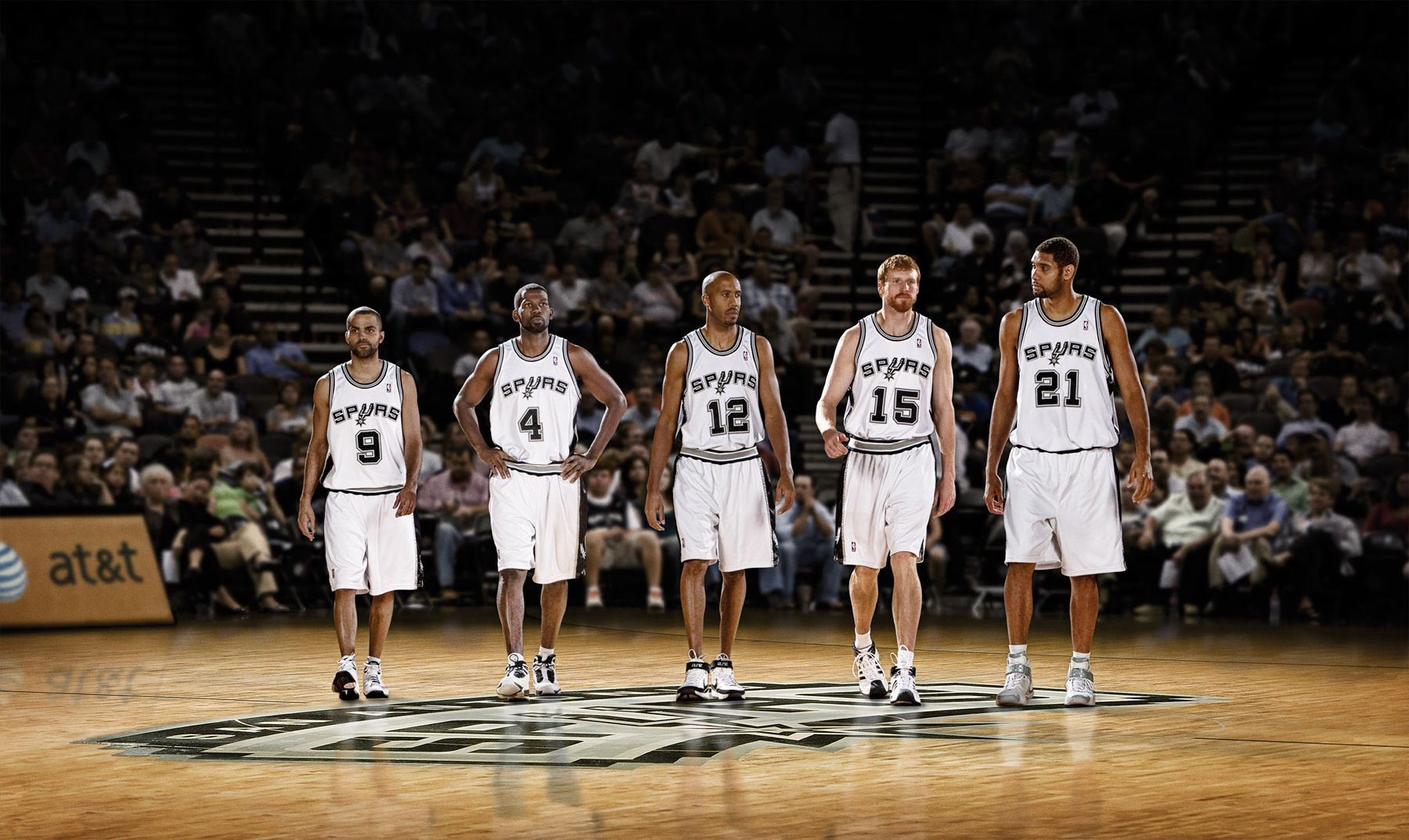 SAN ANTONIO SPURS basketball nba 1 wallpaper background 1800x1074