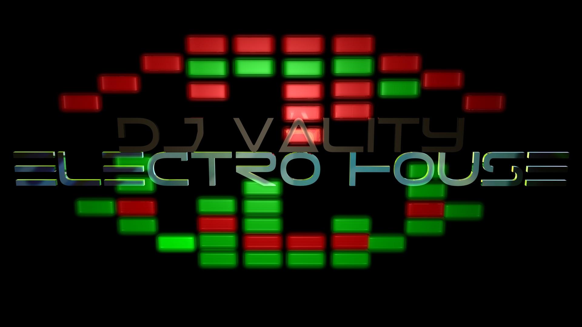 DJ Vality 3D Wallpaper 5 Vetor   ForWallpapercom 1920x1080