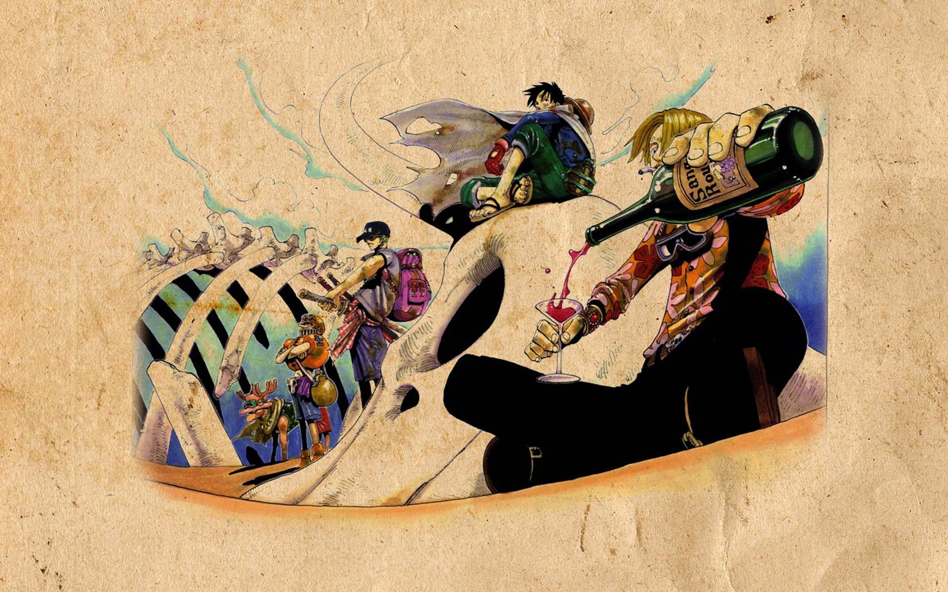 mugiwara pirates wallpaper piece 1920x1200 1920x1200