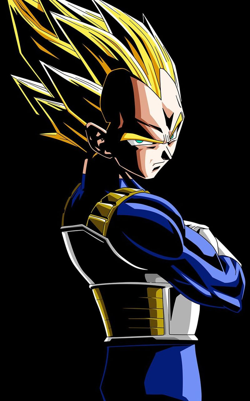 48 dragon ball z vegeta wallpaper on wallpapersafari - Dragon ball z majin vegeta wallpaper ...
