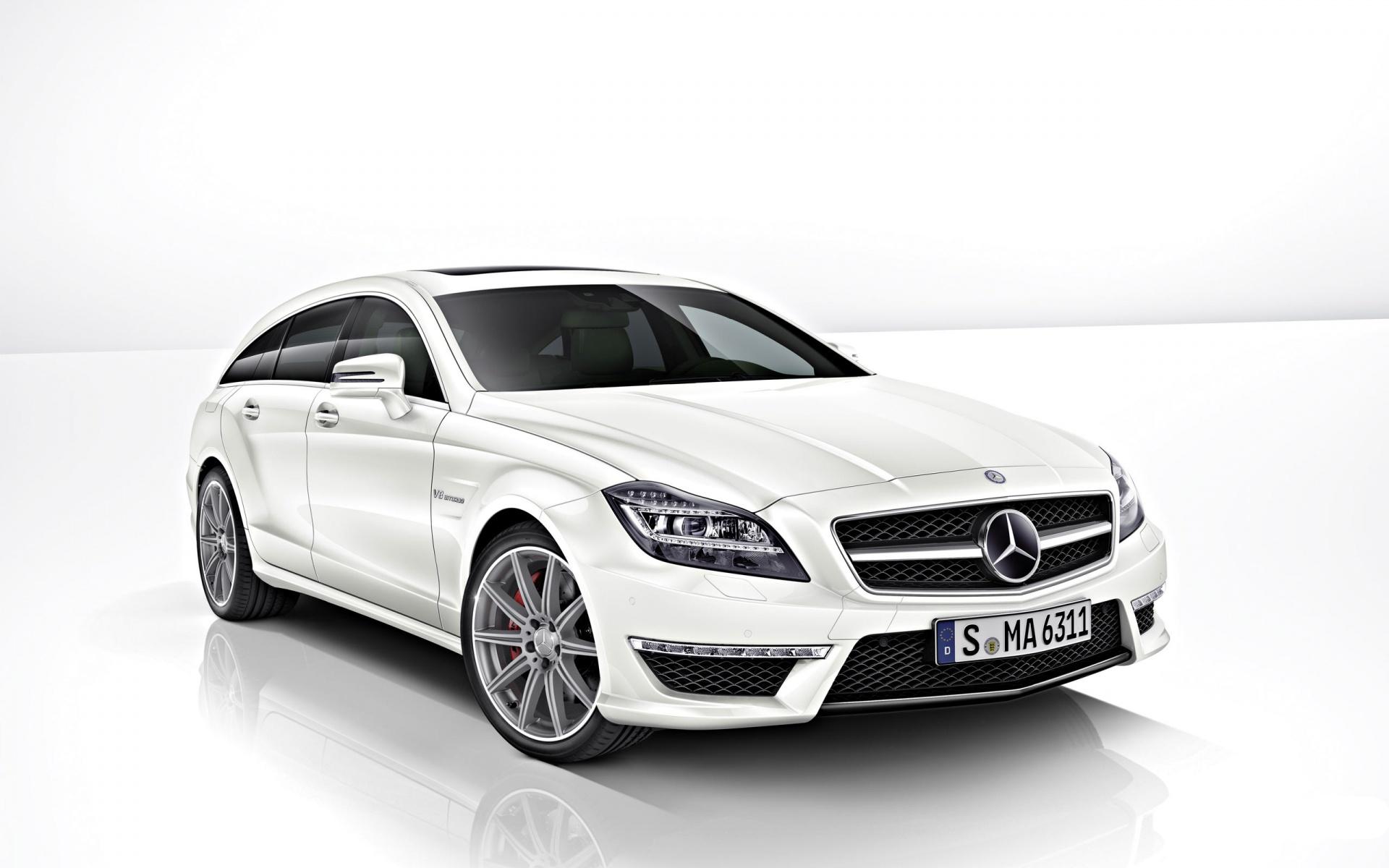 2014 Mercedes Benz CLS 63 AMG Wallpaper HD Car Wallpapers 1920x1200