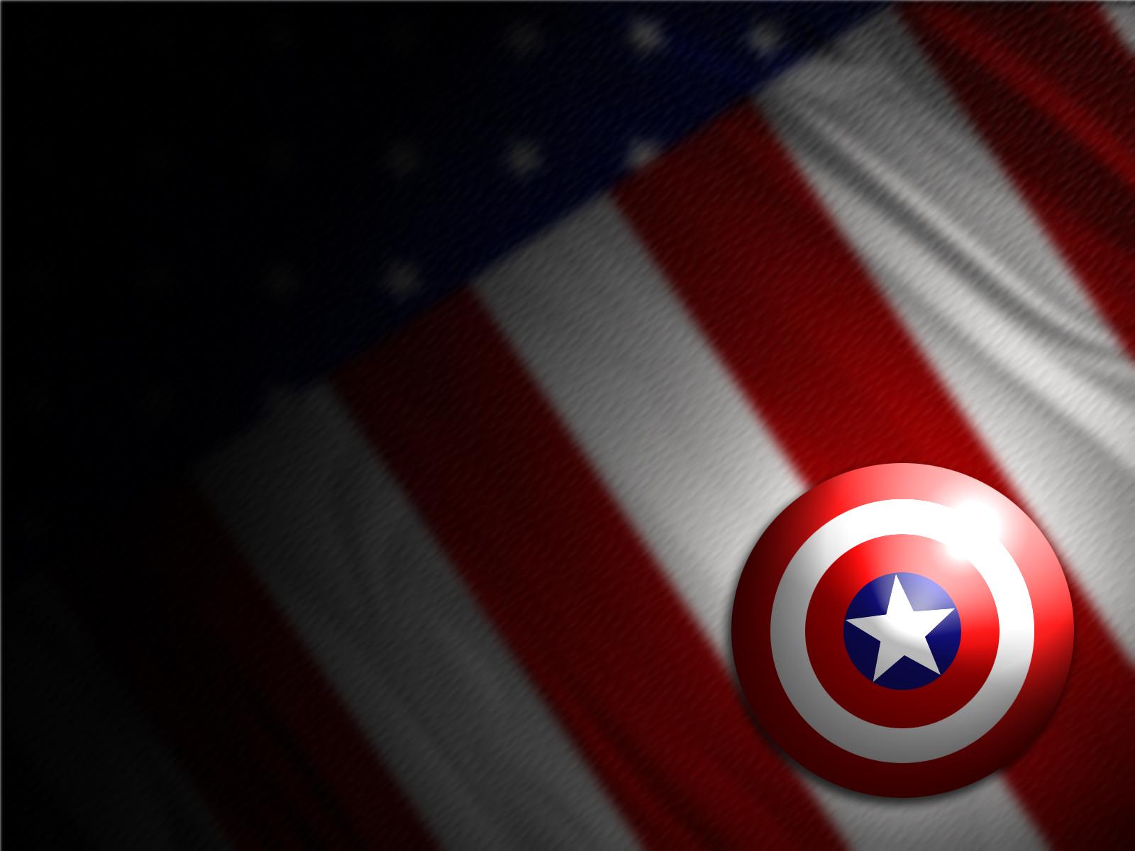 Outstanding Captain America wallpaper Captain America wallpapers 1600x1200