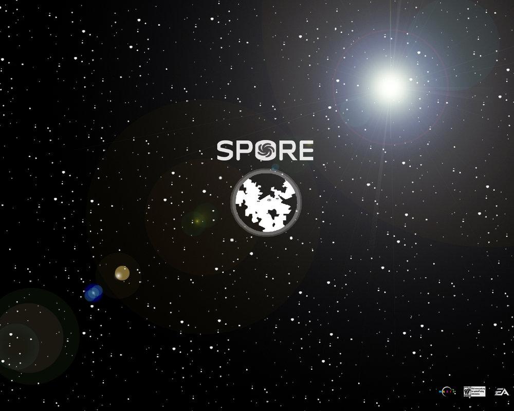 Spore Wallpaper 1000x800