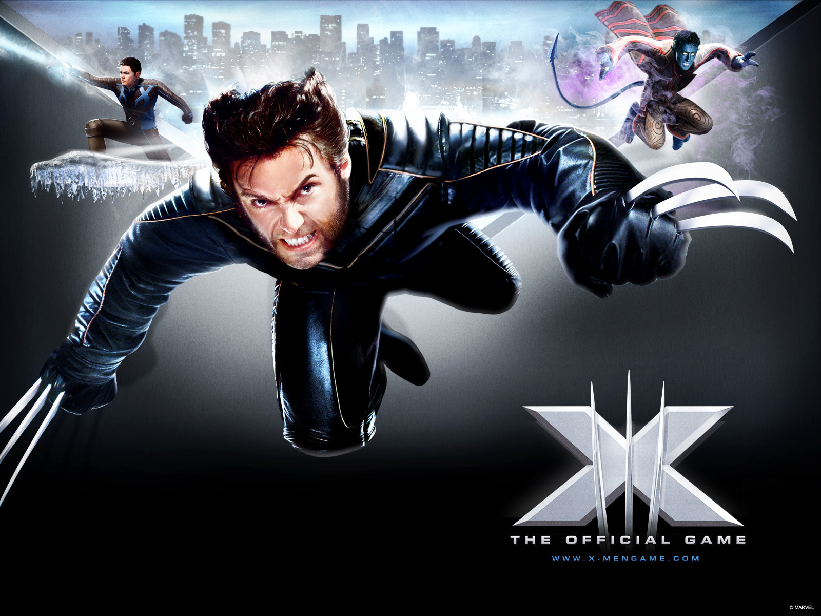 Wolverine Hugh Jackman X Men HD Wallpapers Collection 1600x1200