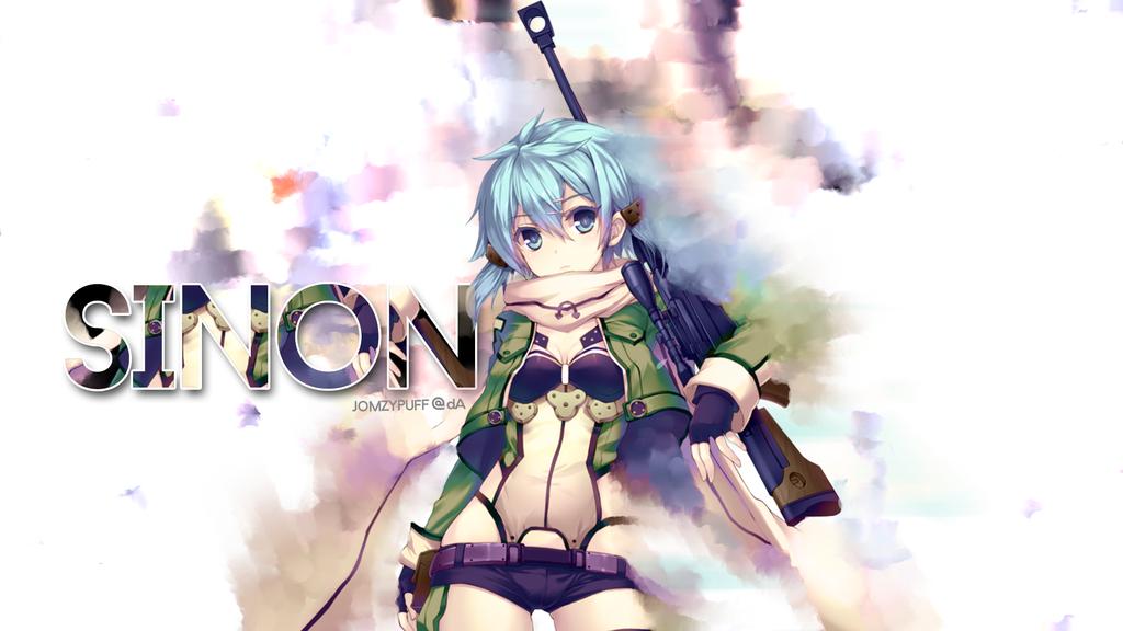 sinon background 1920x1080 sao sword 1920x1080 anime background online 1024x576