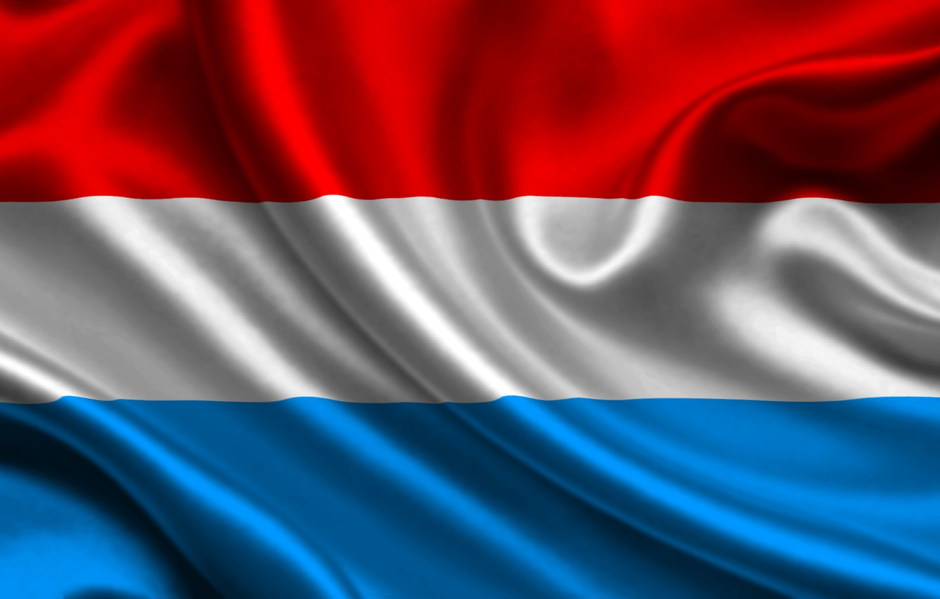 Wallpaper Flag Texture Luxembourg Flag Luxembourg The Grand 1332x850