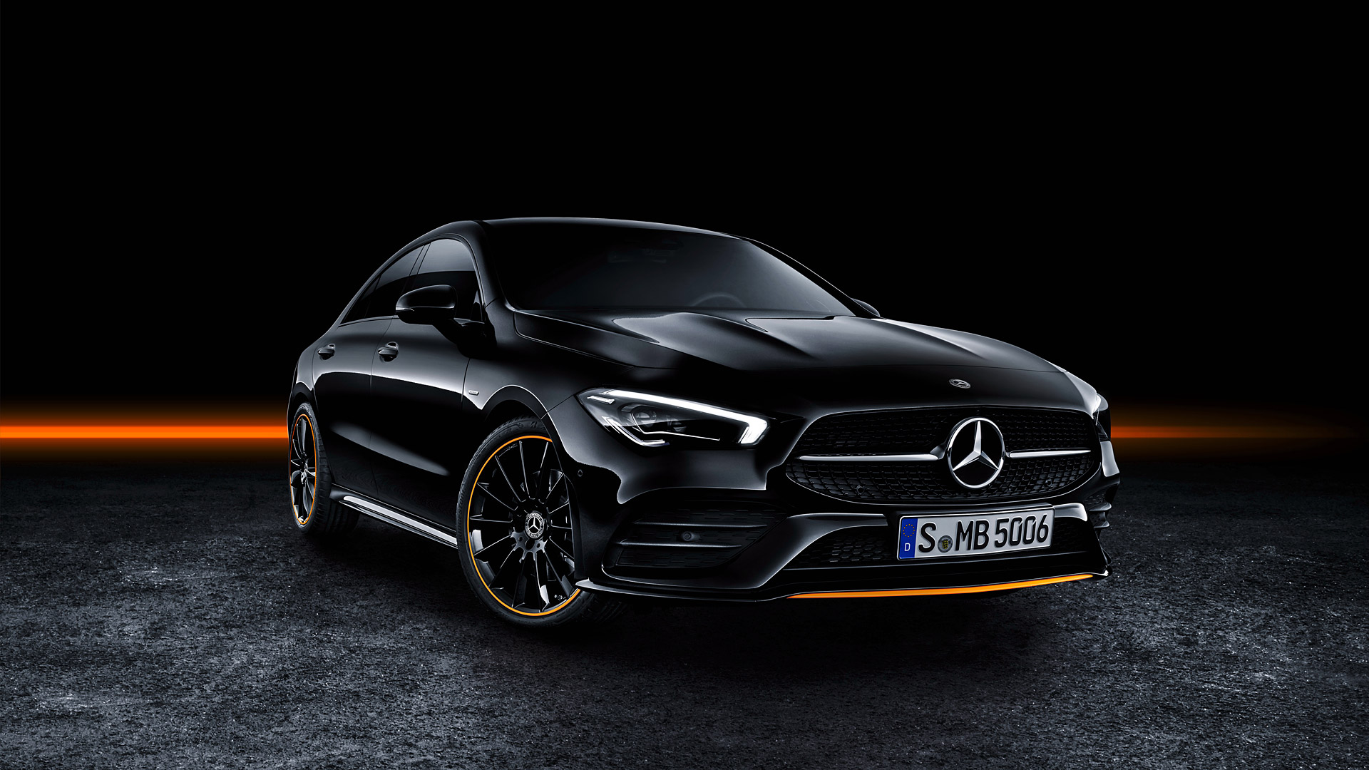 2020 Mercedes Benz Cla Wallpapers Hd Images Wsupercars Amg 35 1920x1080