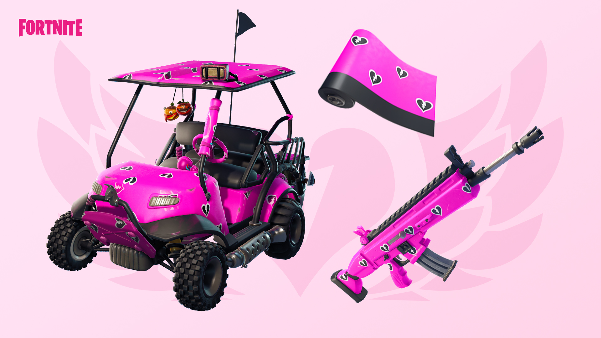 How to get the Cuddle Hearts Wrap in Fortnite Dot Esports 1920x1080