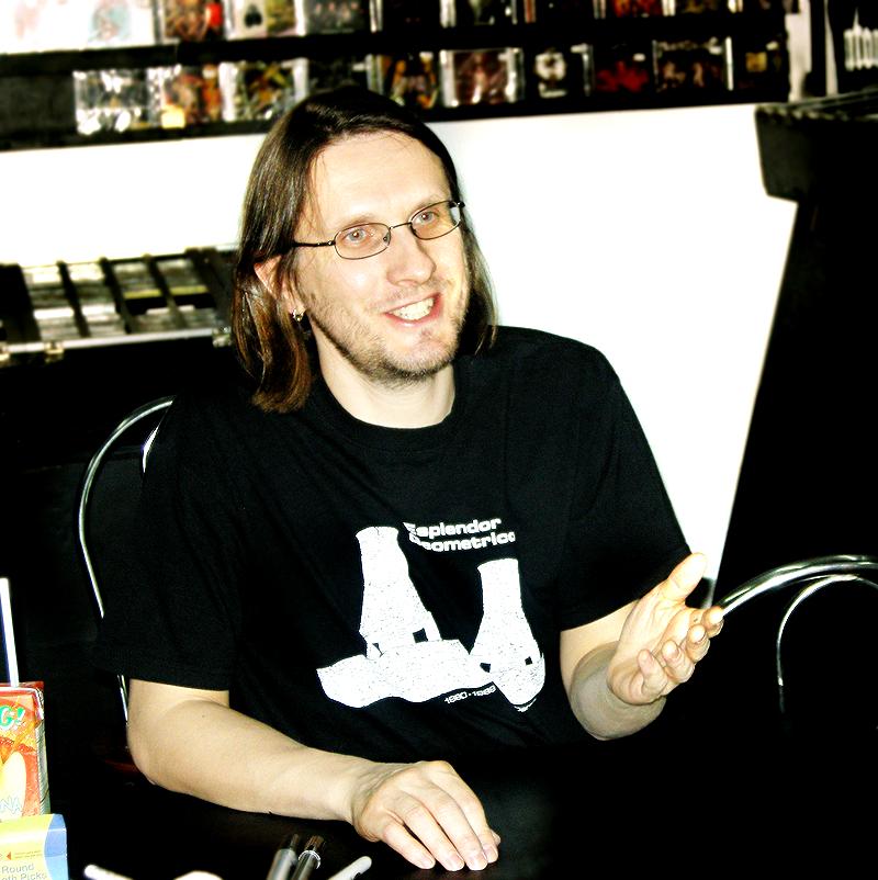 Steven Wilson II by Cronosmu 800x802