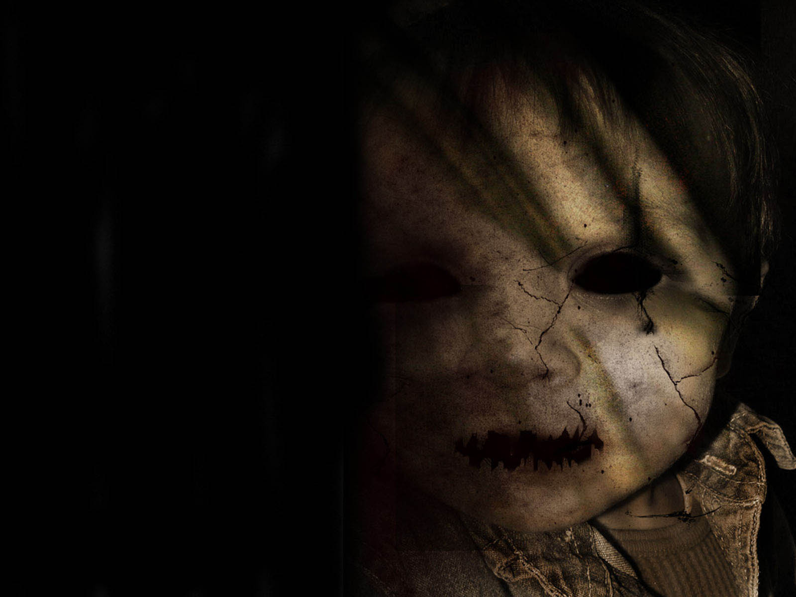 Tag Scary Horror Wallpapers Images Photos Pictures and Backgrounds 1600x1200