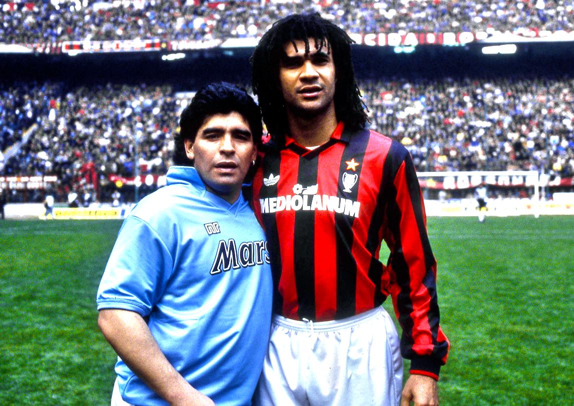 Maradona at Napoli in high definition Forza27 1147x812