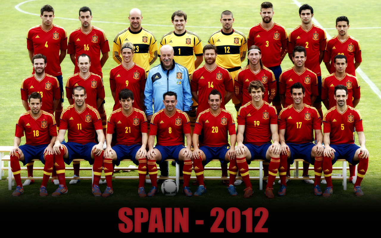 Spain National Football Team Wallpapers 1 Spain National 1280x800