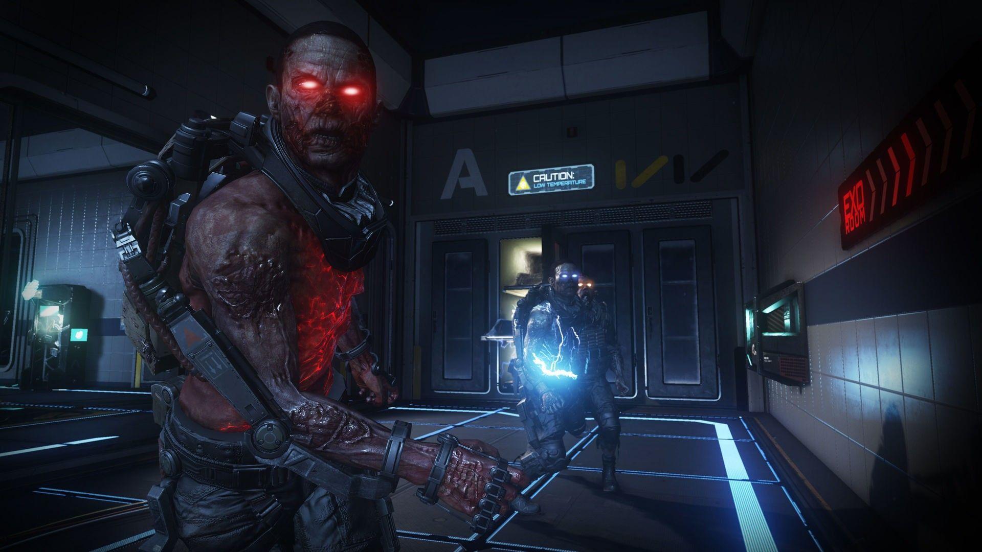 Call of Duty Advanced Warfare Exo Zombies Infection Trailer Zu 1920x1080