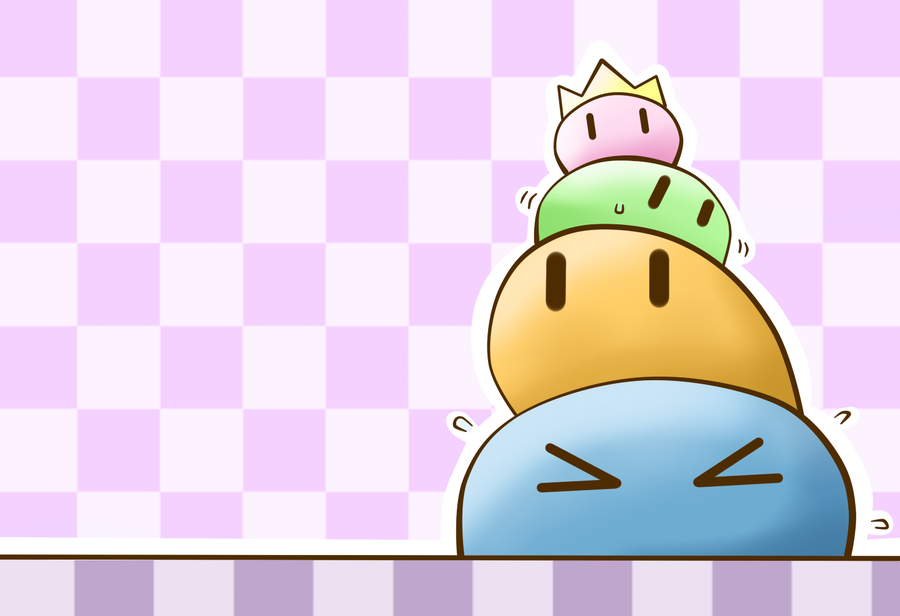 Free Download Dango Wallpaper By Chocoxkii 900x616 For Your