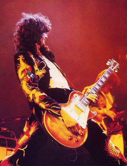 Jimmy page james patrick page iii
