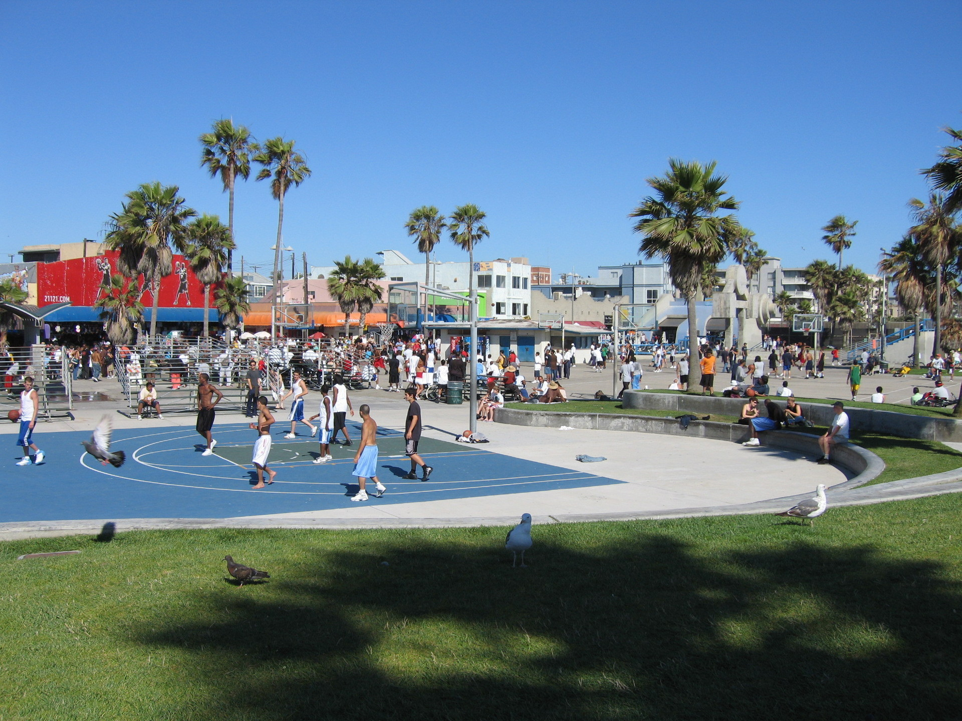 Los Angeles images Venice Beach wallpaper photos 1105928 1920x1440