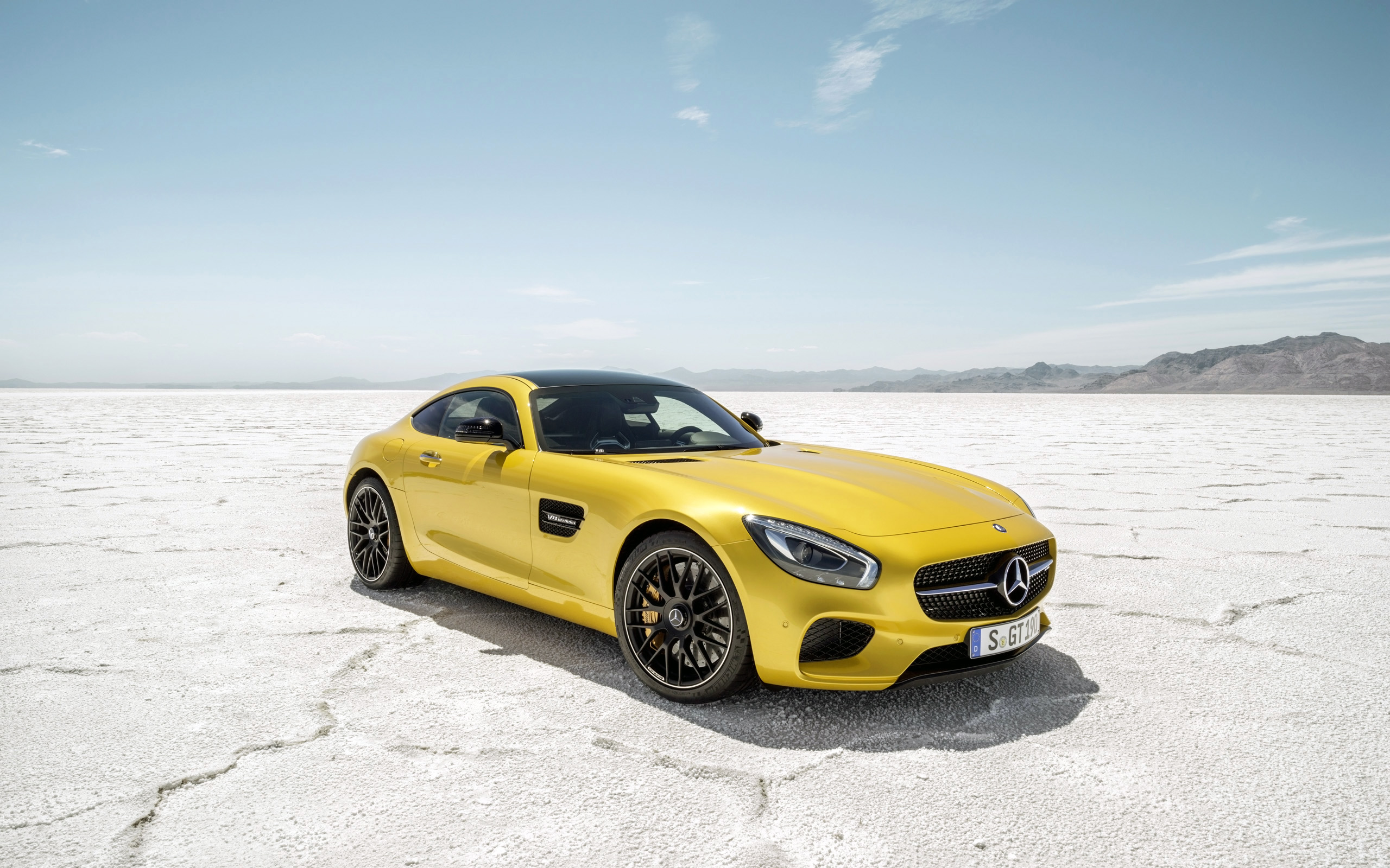 2015 Mercedes AMG GT Wallpapers HD Wallpapers 2560x1600