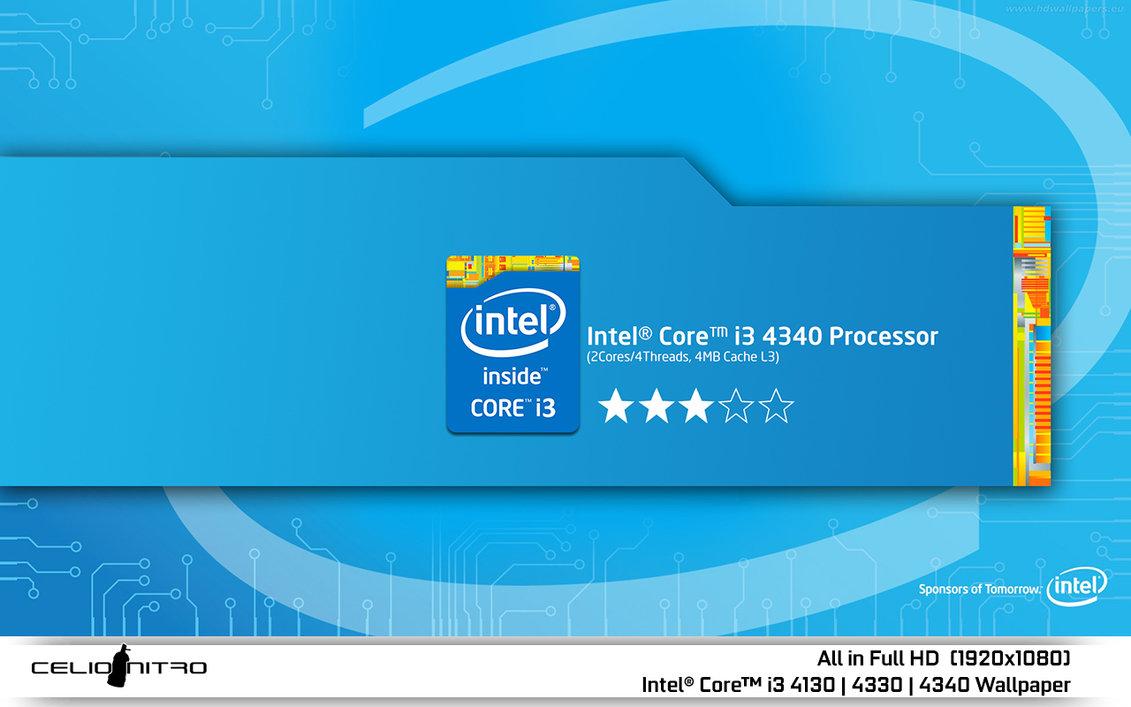 Intel Core i3 4th Gen Wallpapers by 18cjoj 1131x707