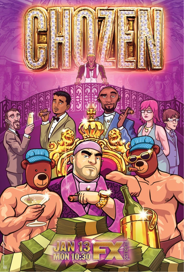 Chozen images Promotional Poster HD wallpaper and background 610x901