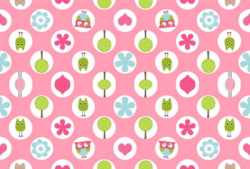 Cute Pink Owl Desktop Wallpaper Images Pictures Becuo 800x542