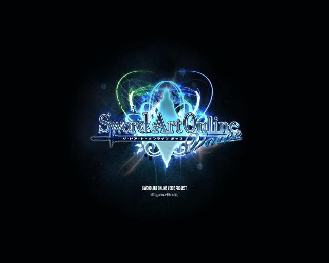 Sword Art Online Voice [ 640x512