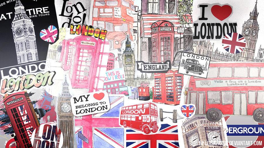 Free Download London Wallpaper 01 By Luisazardo 900x506