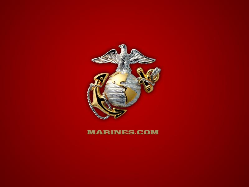 Marine Corps Emblem Wallpaper PicsWallpapercom 800x600