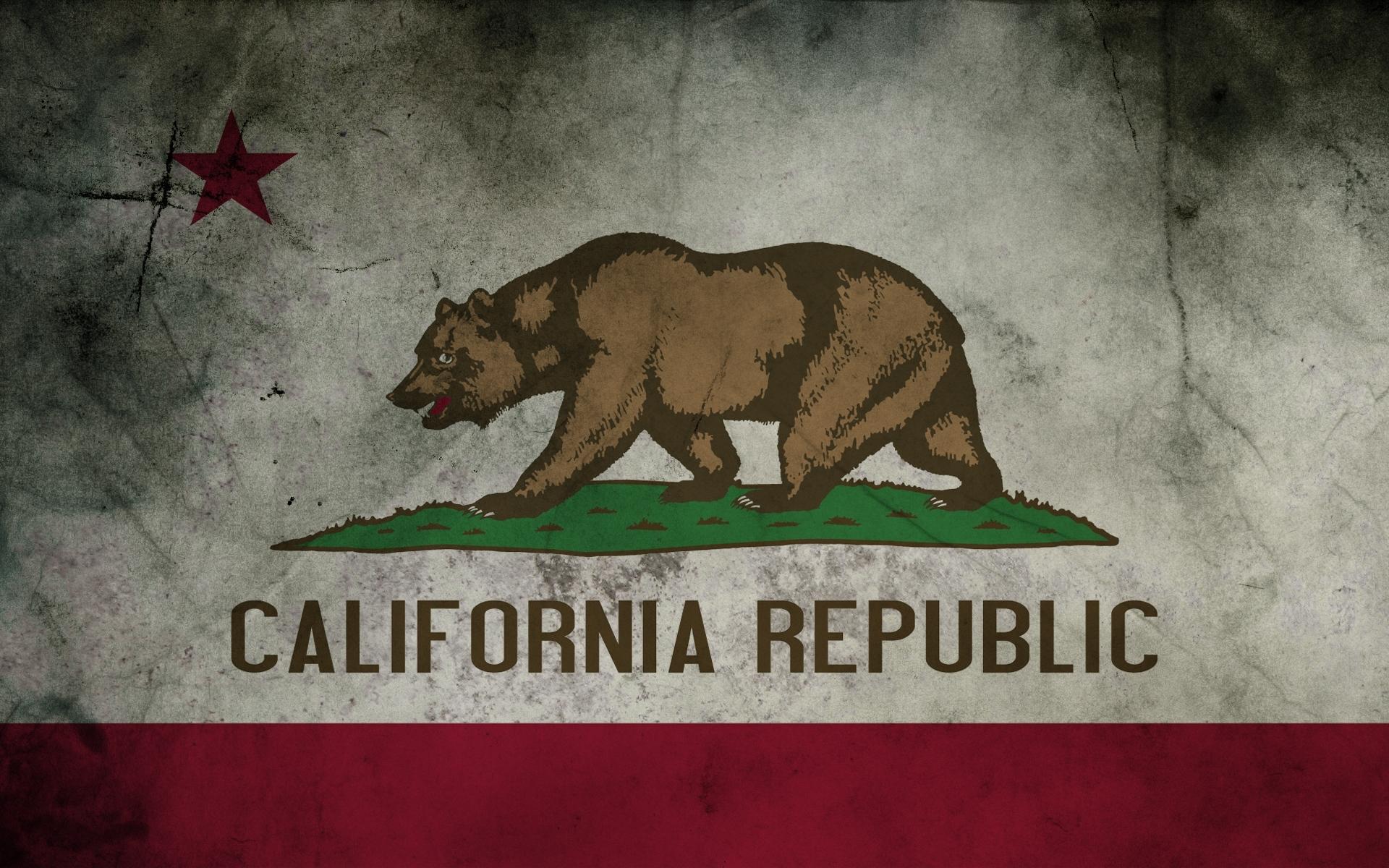 grunge flags california 1920x1200 wallpaper Art HD Wallpaper download 1920x1200
