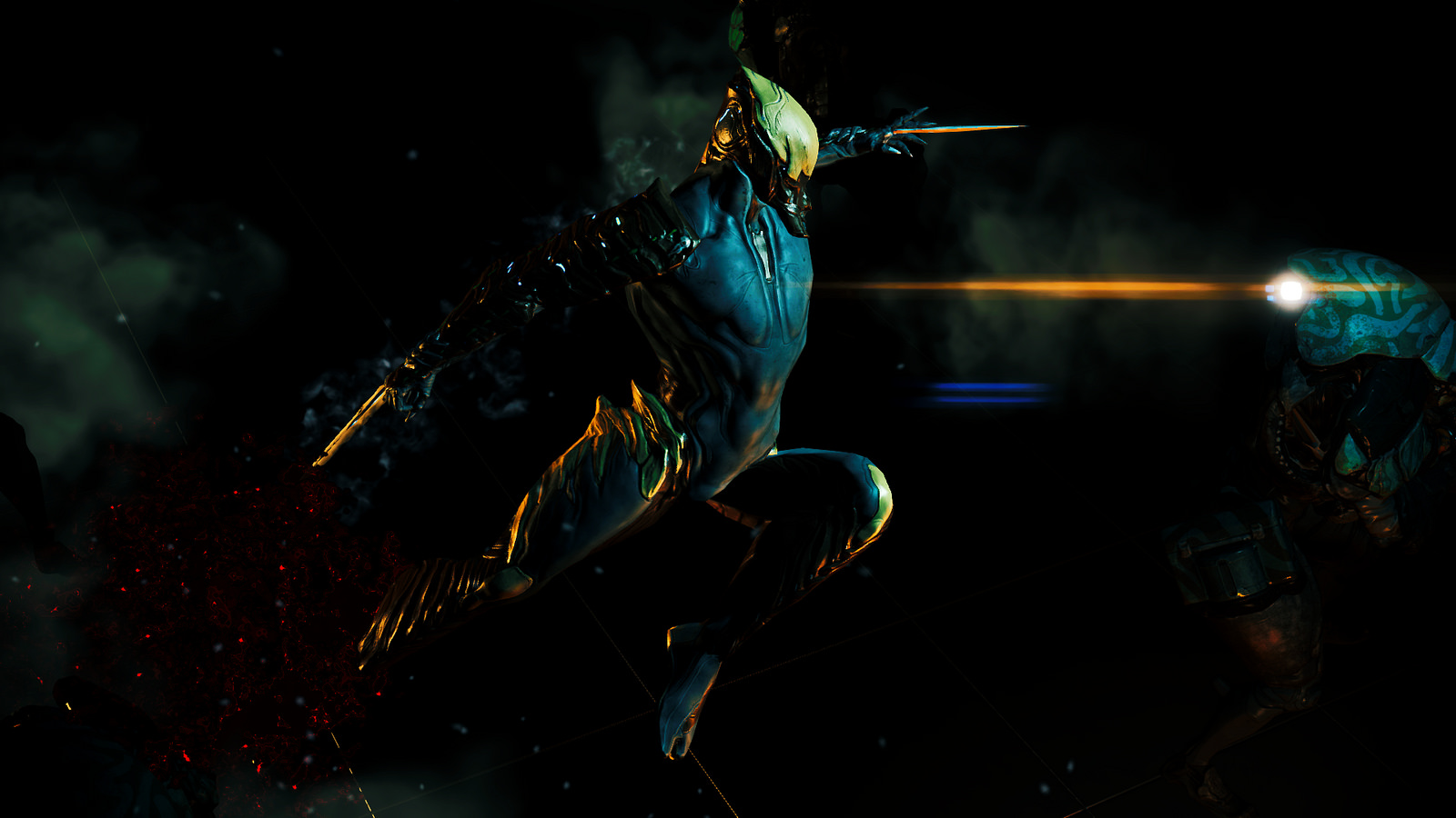 Warframe Ash Wallpaper 11139548873 ef2a60cf43 hjpg 1600x900