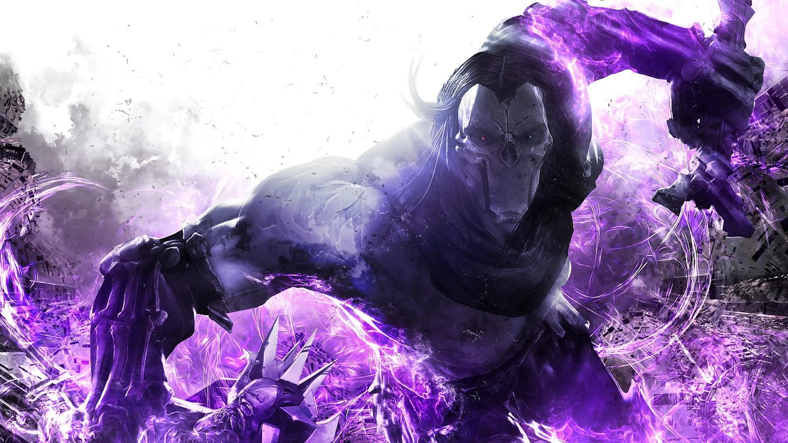 Darksiders 2 Death Alives HD Wallpaper 1080p   HD Dock 1600x900