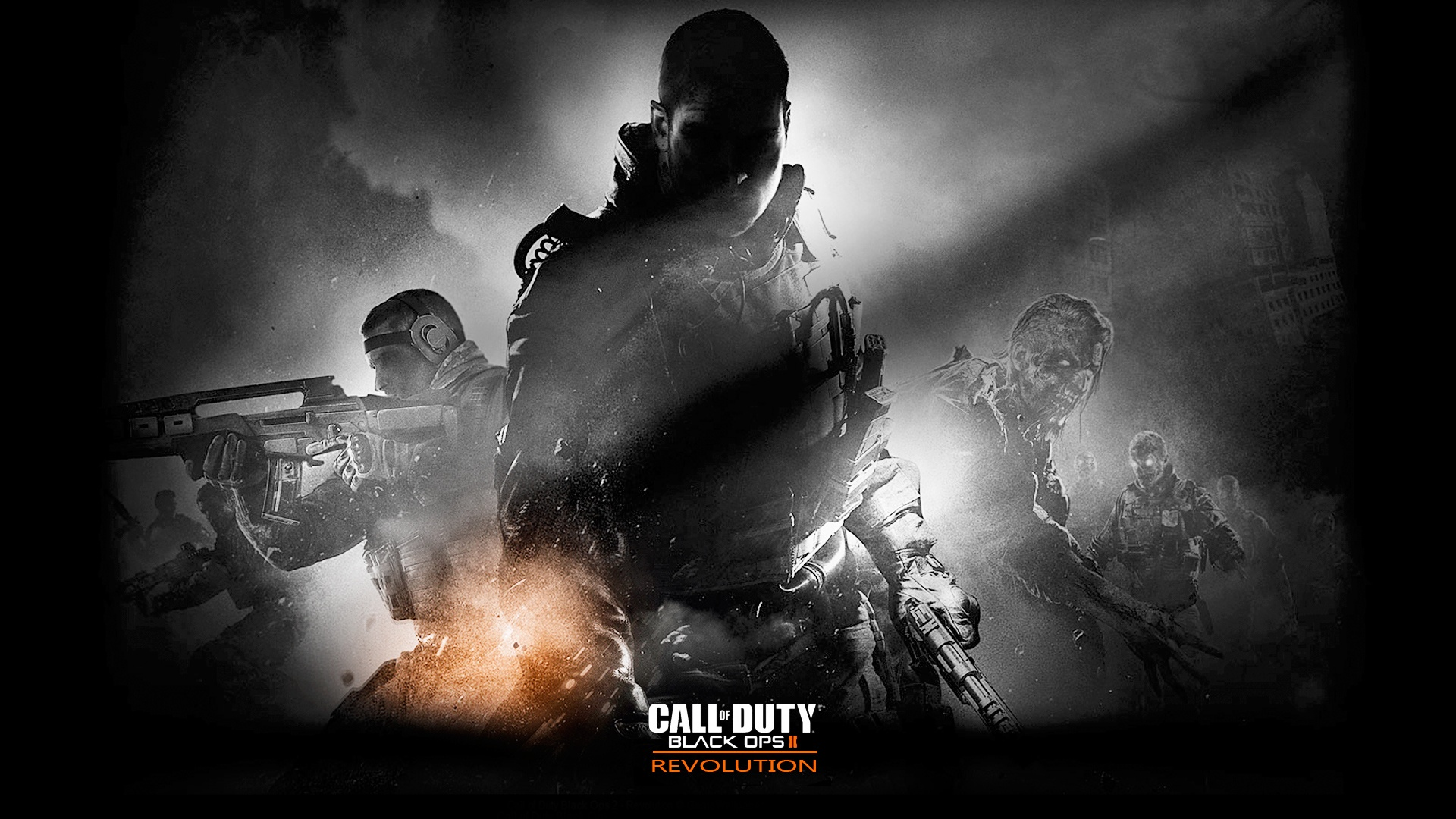 Call of Duty Black Ops 2 Game Full HD Desktop Wallpapers 1080p 1920x1080