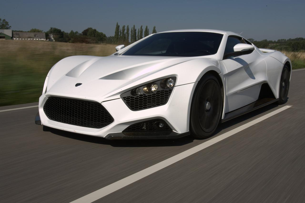 Zenvo St1 Supercar pictures HD Wallpapers High Definition Pictures 1280x853