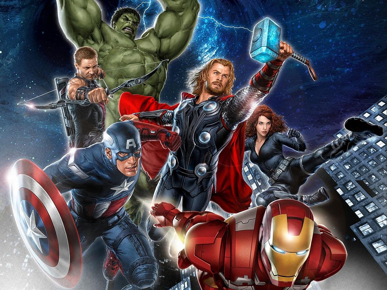 Avengers Computer Wallpapers Desktop Backgrounds 1280x960 ID 1280x960