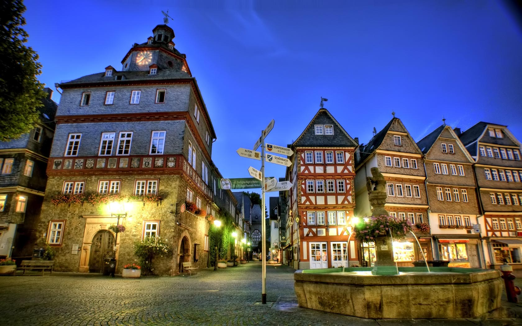 Herborn Germany Desktop hd Wallpaper High Quality Wallpapers 1680x1050