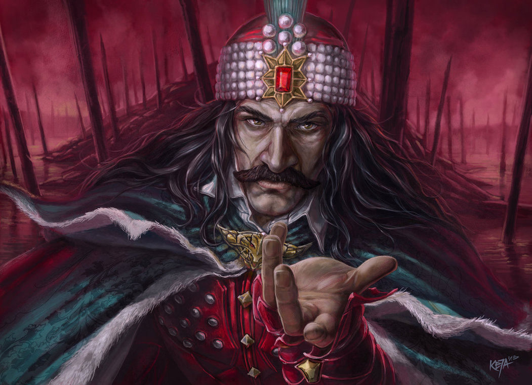 Vlad Dracul by KejaBlank on DeviantArt
