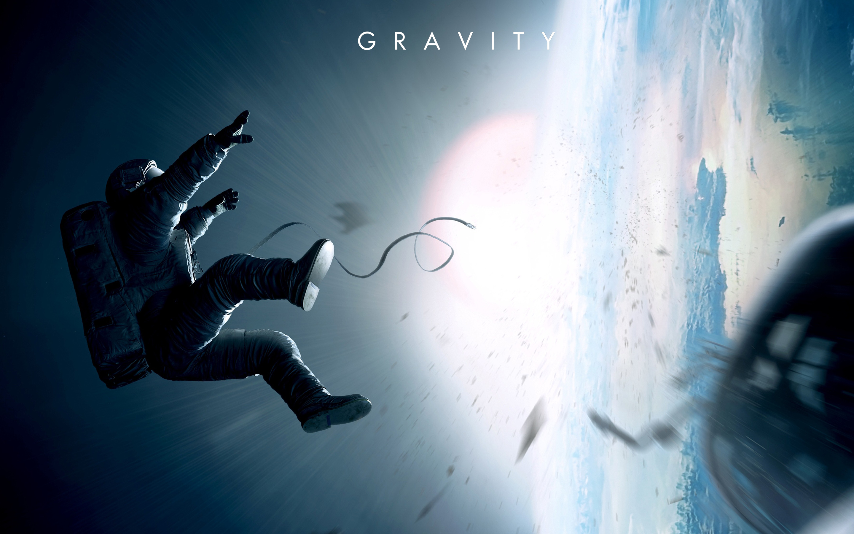 2013 Gravity Movie Wallpapers HD Wallpapers 2880x1800