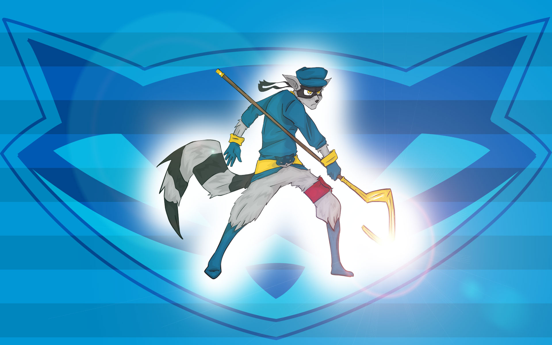 Games Wallpapers   Sly Cooper wallpaper 1920x1200