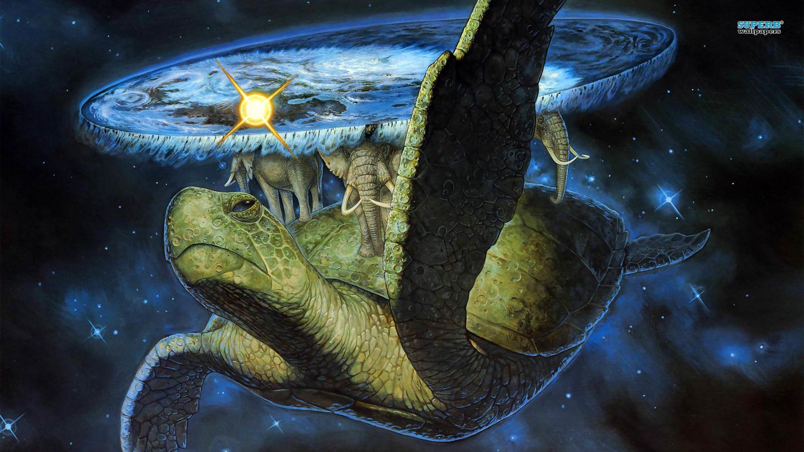 The Discworld   Discworld Wallpaper 38679929 1600x900
