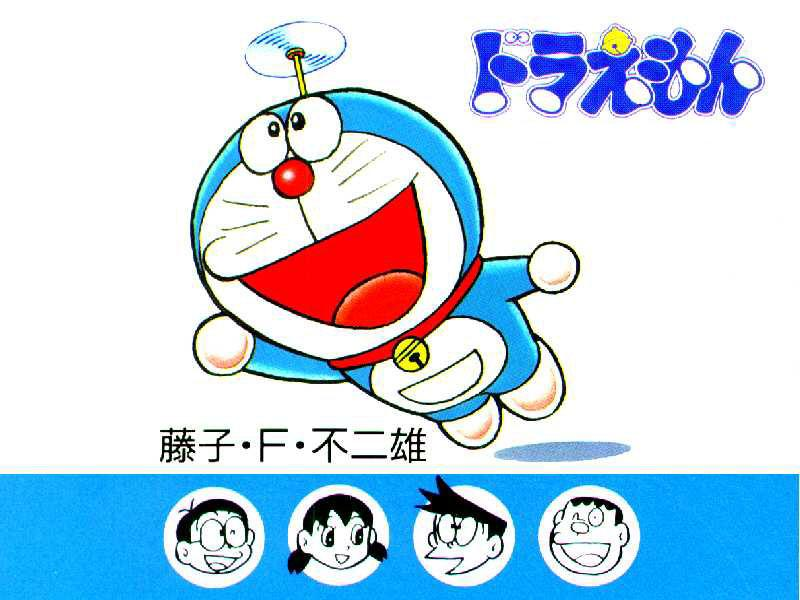 DORAEMON wallpaper 800x600