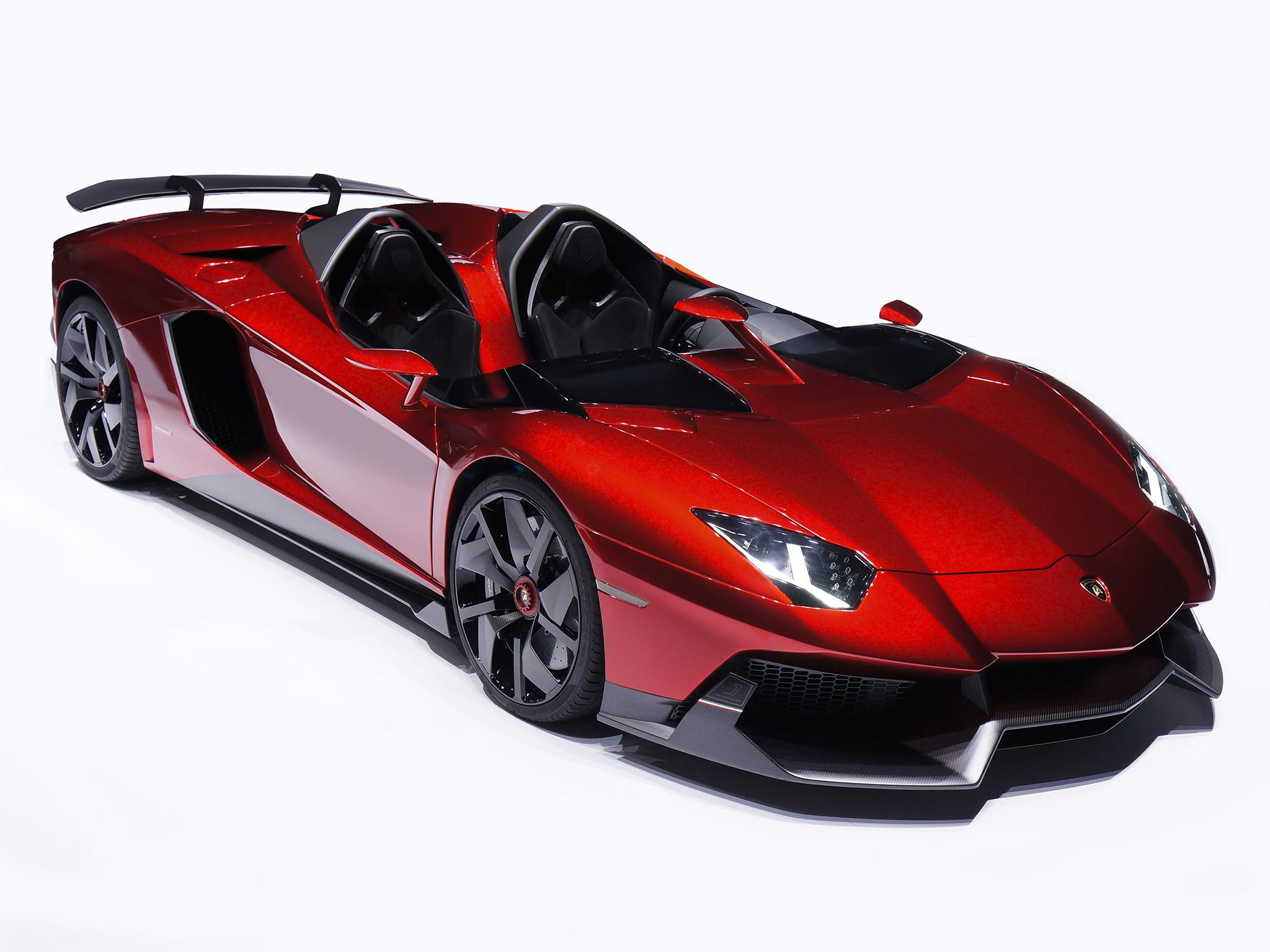 2012 Lamborghini Aventador J supercar wq wallpaper 2048x1536 2048x1536