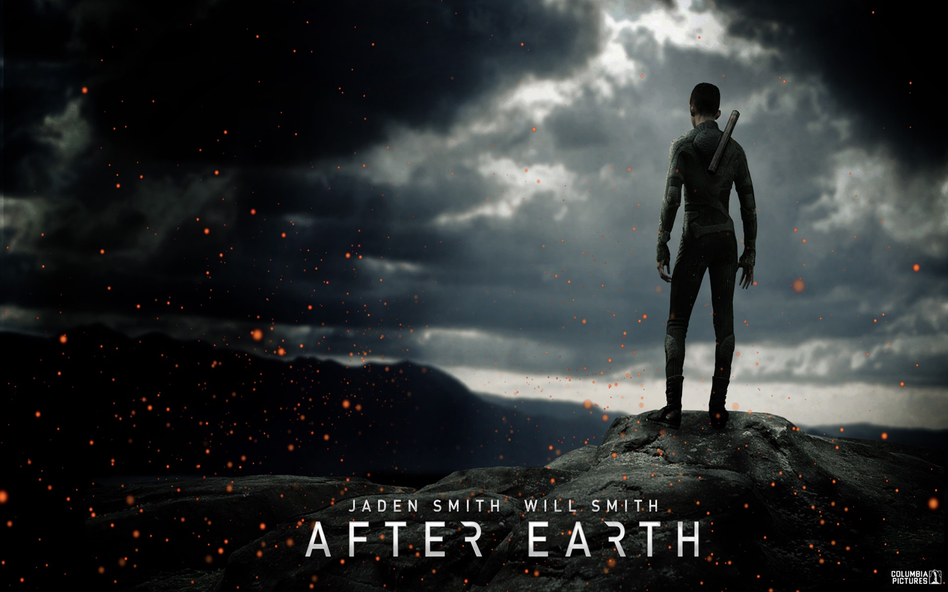 After Earth Cov HD Wallpaper Background Images 1920x1200
