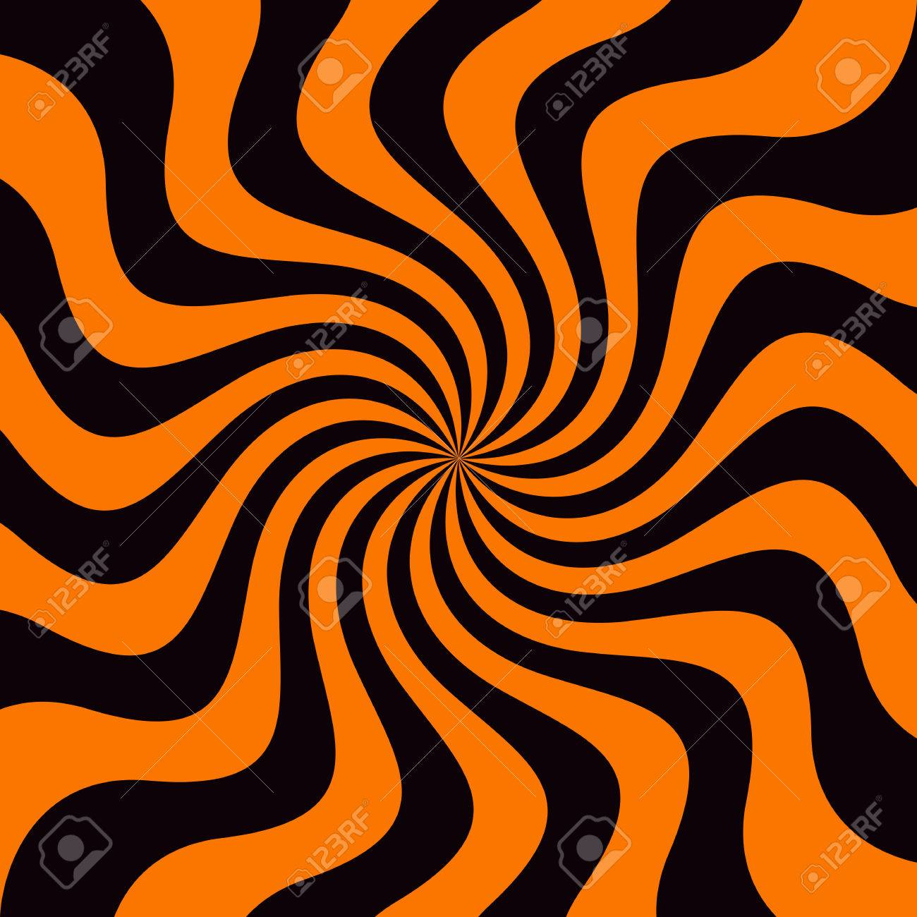 Grunge Sunbeam Background In Halloween Traditional Colors Orange 1300x1300