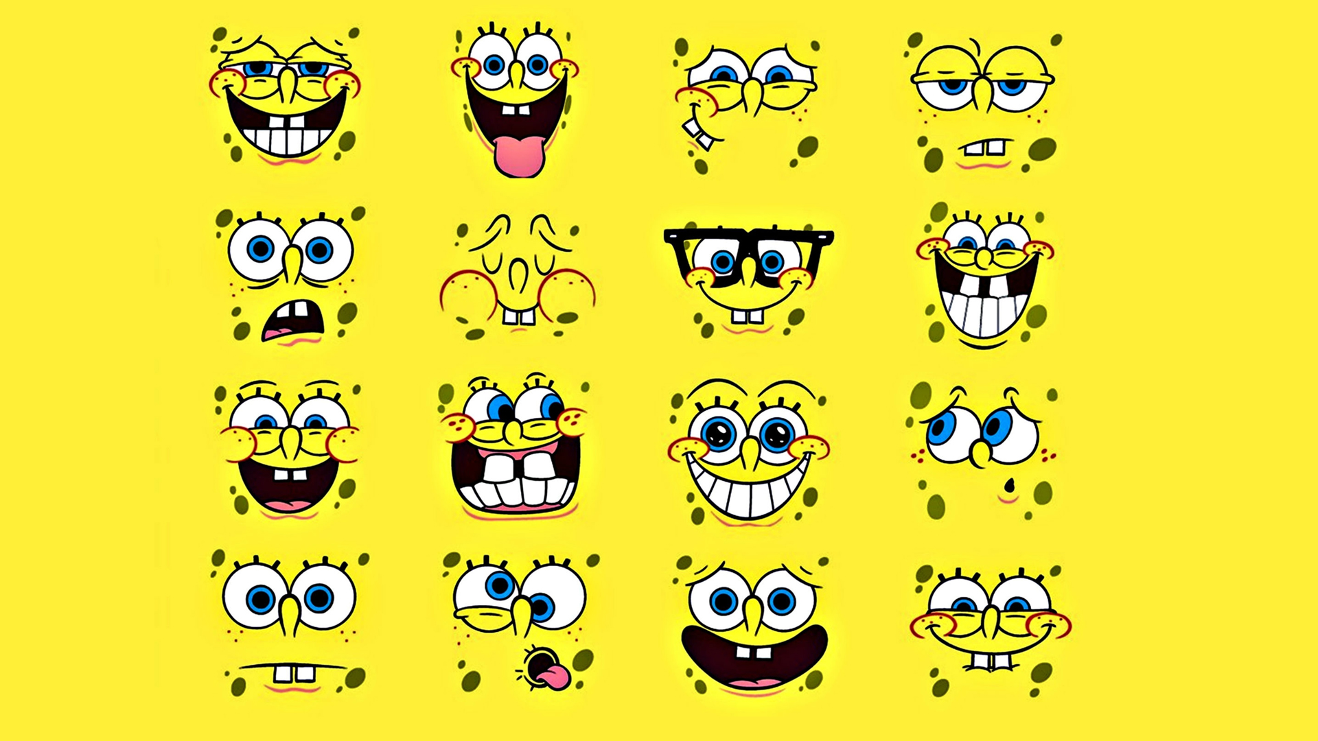 Spongebob Wallpaper 1920x1080